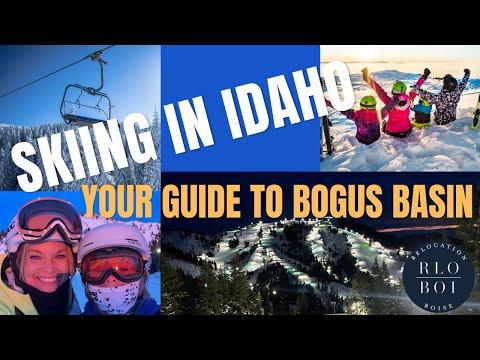 Boise, Idaho Gem: Bogus Basin Ski Mountain Just Minutes Away!