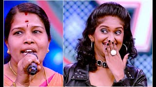 Super 4 I Parents Try A Hand At Singing On The Floor I Mazhavil Manorama