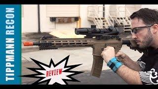 Tippmann Recon AEG Airsoft Gun Review