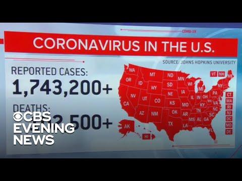 CDC suggests coronavirus