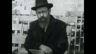 Rav avigdor miller: the holocaust, why?