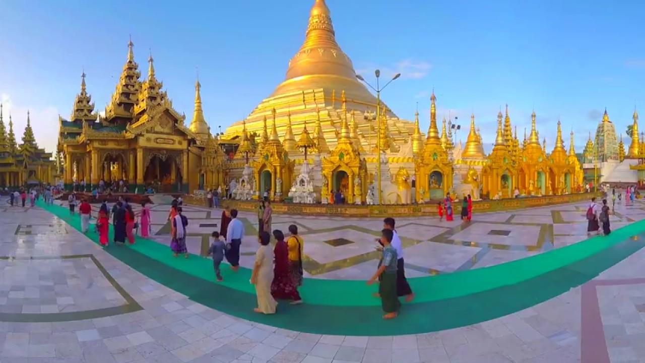 Myanmar in 360