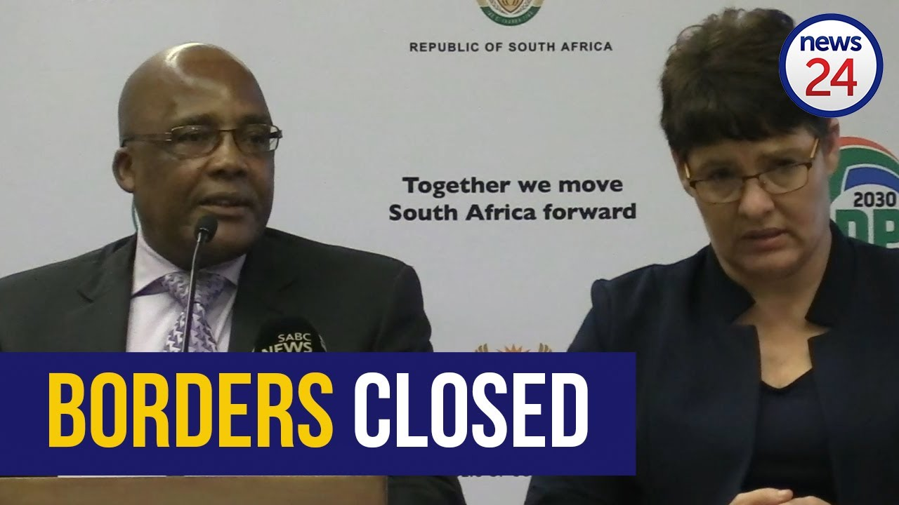 WATCH | Marriage certificates will not be issued, borders close and Home Affairs on skeleton staff - News24