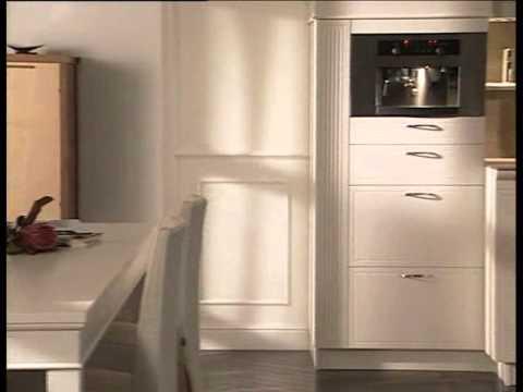 Cucina Snaidero Florence di Lucci e Orlandini design - YouTube
