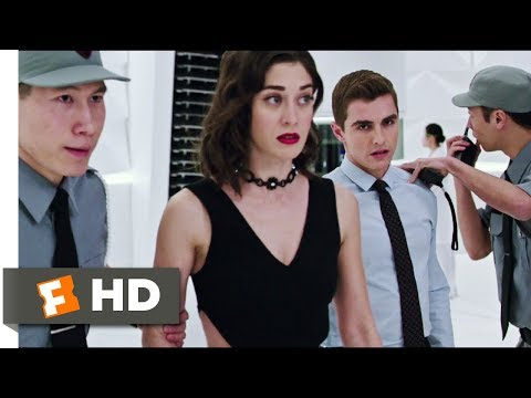 now-you-see-me-2-(2016)---hidden-card-heist-scene-(7/11)- -movieclips