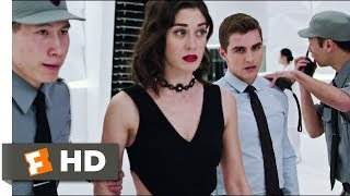Now You See Me 2 (2016) - Hidden Card Heist Scene (7/11) | Movieclips