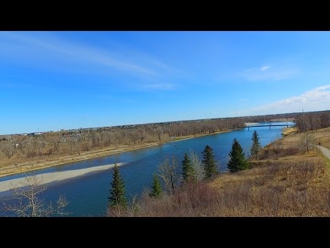 Beautiful Fish Creek Provincial Park