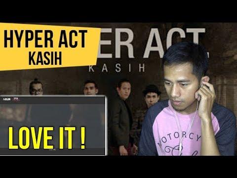 HYPER ACT  - KASIH || MV REACTION #113