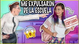 ¡Me EXPULSARON De La ESCUELA Por Ser YOUTUBER! - Lulu99