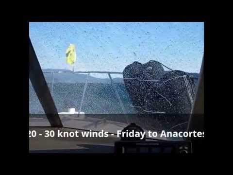 San Juan Islands Winter Cruise - Anacortes, Sucia State Park and Friday Harbor