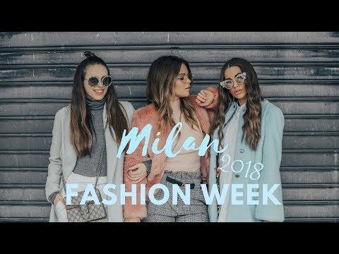 Milan Fashion Week - Sydney van den Bosch