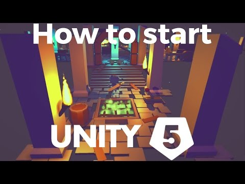 How to learn Unity - Indie game development