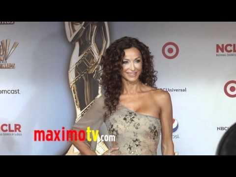 Sofia Milos Ridiculously BEAUTIFUL at 2011 Alma Awards thumbnail