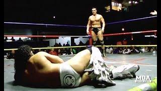 Alberto el Patrón vs Rush, MDA en Arena Coliseo de Monterrey