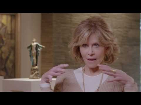 Actress Jane Fonda Lists Her Beautiful Beverly Hills Abode
