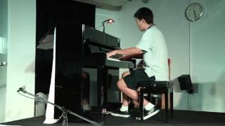 Schwinn playing Beethoven