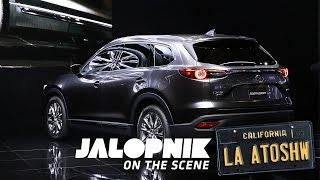 Take A Minute To Admire The Unusually Delectable 2016 Mazda CX-9