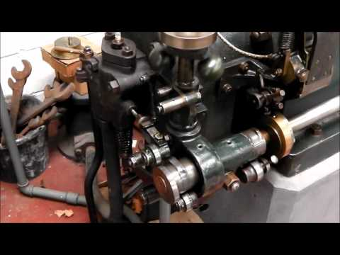 National Gas Engines - Anson Engine Museum -