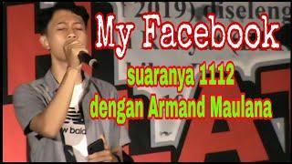 GIGI - MY FACEBOOK suara serupa Armand Maulana
