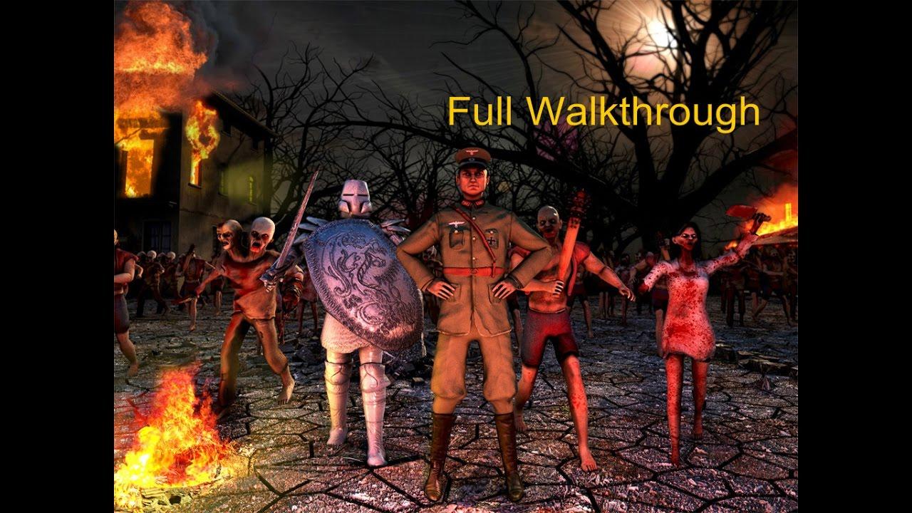Download The Forgotten Ones Full Walkthrough