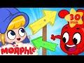 Morphle's Scavenger Hunt - Mila and Morphle | BRAND NEW |Cartoons for Kids | @Morphle TV
