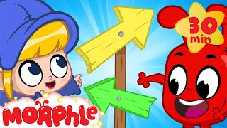 Morphle's Scavenger Hunt - Mila and Morphle | BRAND NEW |Cartoons for Kids | @Morphle TV