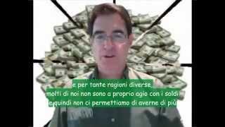 Abbondanza finanziaria in tempi di crisi:EFT con Brad Yates - sottotitolato in italiano