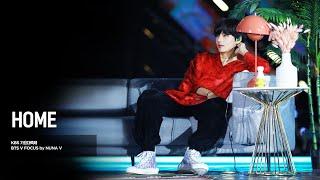 Download 191227 KBS가요대축제 - HOME / BTS V / 방탄소년단 뷔 (4K fancam)