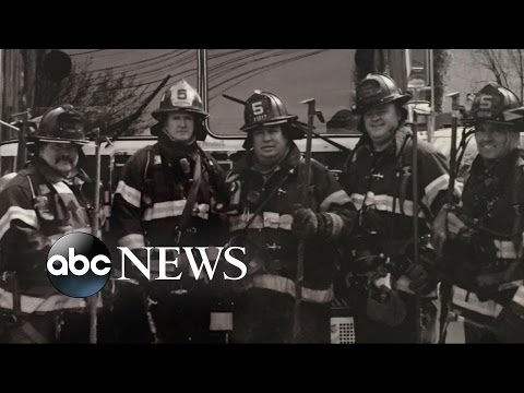 Firefighter Continues Mission to Visit 9/11 Victims' Families