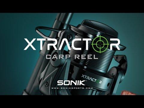 XTRACTOR 5000 CARP REEL