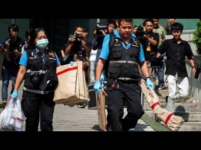 <h2><a href='https://webtv.eklogika.gr/' target='_blank' title='Ταϊλάνδη: Έκρηξη βόμβας σε στρατιωτικό νοσοκομείο'>Ταϊλάνδη: Έκρηξη βόμβας σε στρατιωτικό νοσοκομείο</a></h2>