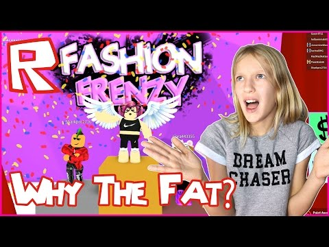 Why The Fat / Roblox Fashion Frenzy