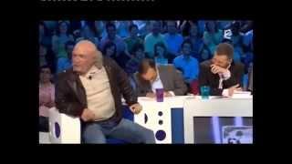 Jonathan Lambert et Jacques Higelin - On n'est pas couché 5 juin 2010 #ONPC