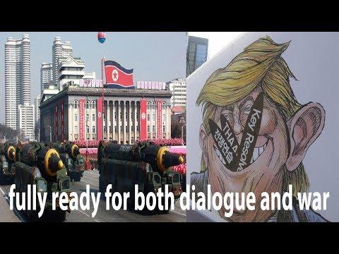 North Korea fully ready for both dialogue and war || World News Radio
