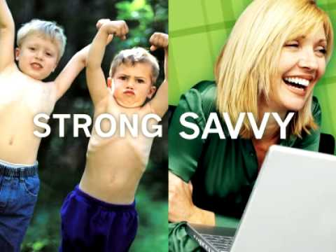 Amarillo Community Federal Credit Union - :30 TV - Strong Meets Savvy