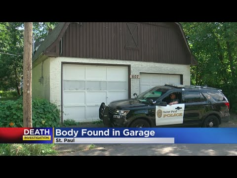 Police: 2 Arrested After Badly-Decomposed Body Found In St. Paul Garage