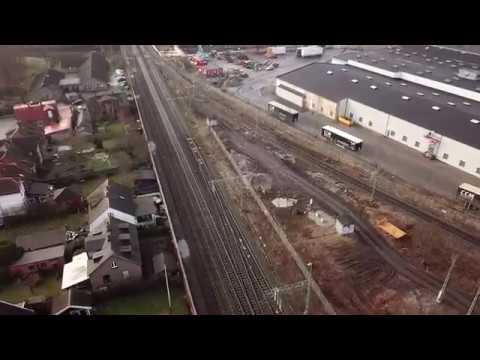 Bilbrand i Arlv -- Lsarfilm - YouTube