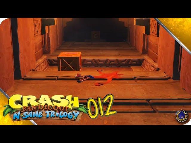CRASH BANDICOOT - N. Sane Trilogy 🍎 [012] Klappe zu, Crash tot!
