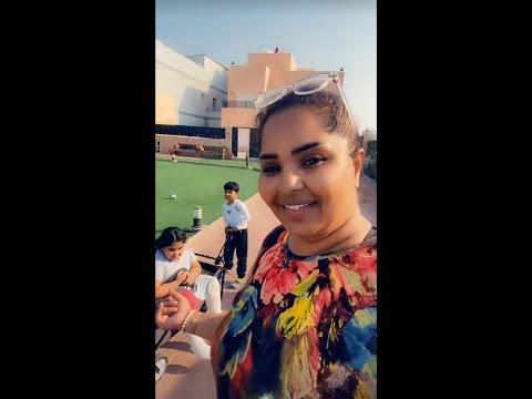 ابنة هيا الشعيبي انحرقت رجليها .. والفنانة توجه رسالة لجمهورها .. شاهد