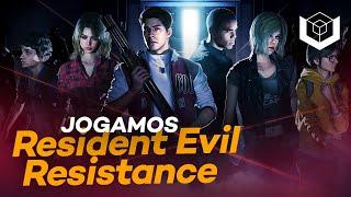 Jogamos Resident Evil Resistance: o multiplayer online de Resident Evil 3; confira a nossa gameplay