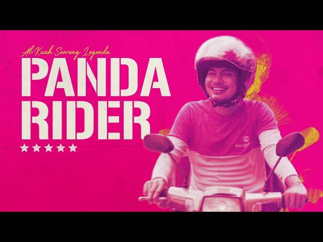 Syafie Naswip Jadi Rider foodpanda Di Bulan Ramadan
