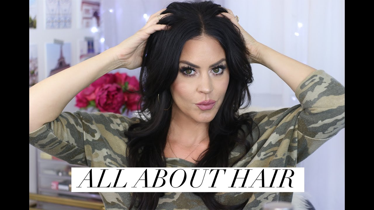 All About Hair Cut Color Products And Tools Glam Latte Youtube