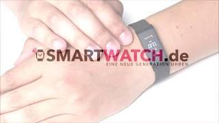 MyKronoz ZeFit 4 - Smartwatch.de Unboxing [Deutsch]