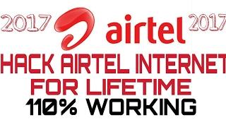 Unlimited Airtel Free 3G 4G Internet Trick 2017