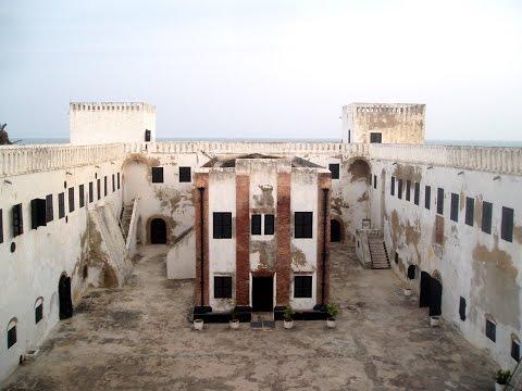 My trip to Elmina castle