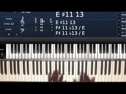 Gb 5 Piano Chord Worshipchords