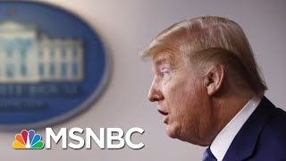 WH Warned In January Of Risks By Trade Adviser: Report | Morning Joe | MSNBC