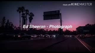 Baixar Ed Sheeran - Photograph (tradução) PT BR