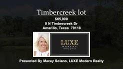 0 N Timbercreek Dr, Amarillo, TX, 79118
