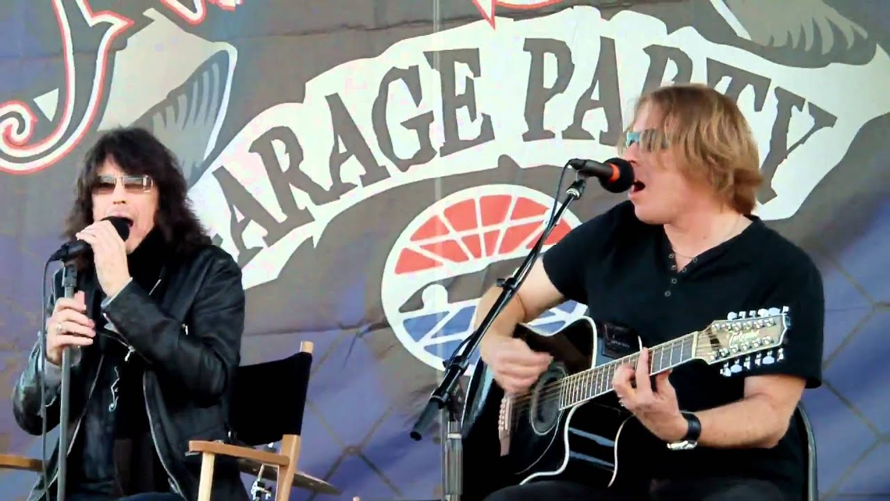 No Limits Garage : Foreigner texas motor speedway no limits garage party